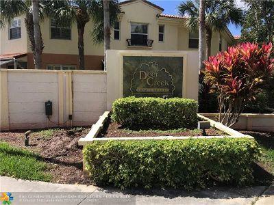 Deerfield Beach Condo/Townhouse Backup Contract-Call LA: 2944 Deer Creek Country Club Blvd #2944