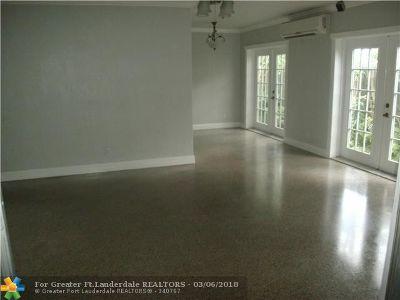 Fort Lauderdale Single Family Home For Sale: 1441 NW 6th Av