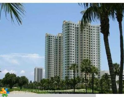 Hallandale Condo/Townhouse For Sale: 1745 E Hallandale Drive #2208W