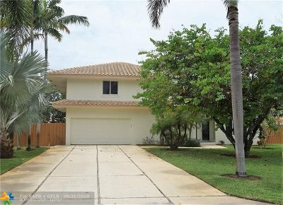 Boca Raton Single Family Home For Sale: 4517 NW 5th Ave