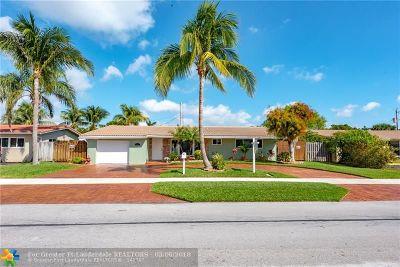 Deerfield Beach Single Family Home Backup Contract-Call LA: 309 SE 11th Ct