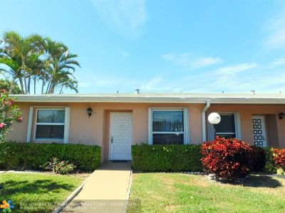 Delray Beach Condo/Townhouse For Sale: 1700 NW 18th Ave #A