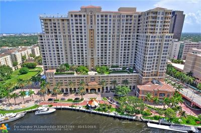 Fort Lauderdale Condo/Townhouse For Sale: 511 SE 5th Ave #1218