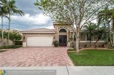 Pembroke Pines Single Family Home Backup Contract-Call LA: 585 SW 198th Ter