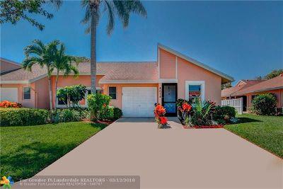 Boca Raton Condo/Townhouse For Sale: 8078 Songbird Ter #B