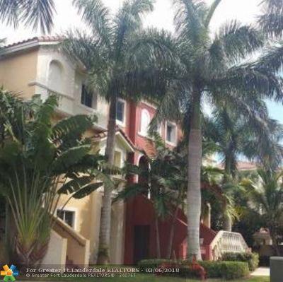 Boynton Beach Condo/Townhouse For Sale: 425 Bayfront Dr #425