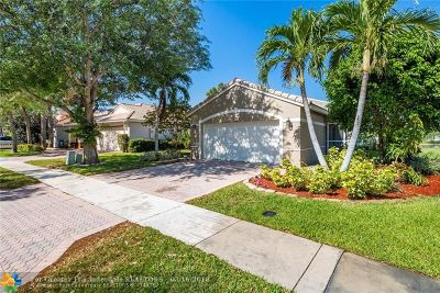 Coral Springs Single Family Home For Sale: 5550 NW 123rd Way