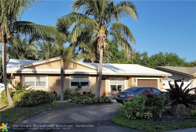 Fort Lauderdale Single Family Home For Sale: 6301 NW 34th Ave