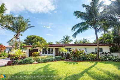 Boca Raton Single Family Home For Sale: 3860 NW 2nd Ct