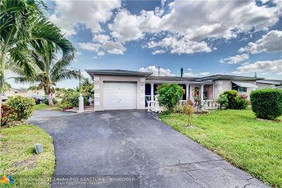 Miramar Single Family Home Backup Contract-Call LA: 1801 Utopia Dr