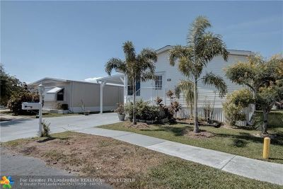 Deerfield Beach Single Family Home For Sale: 5343 NW 3rd Ave