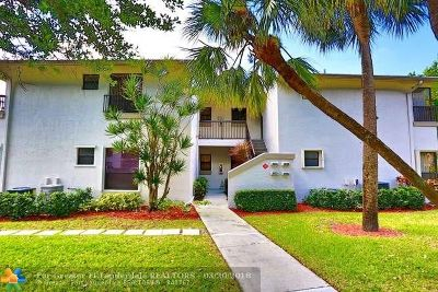 Coconut Creek Condo/Townhouse For Sale: 3535 NW 35th St #1609