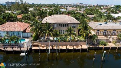 Bermuda Riviera Single Family Home For Sale: 3340 NE 42nd Ct