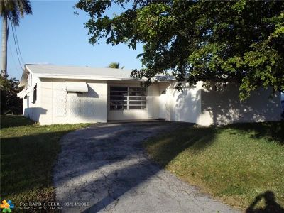 Miramar Single Family Home For Sale: 6601 Boxwood Dr