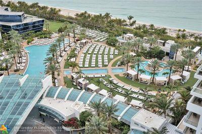 Miami Beach Condo/Townhouse For Sale: 4401 Collins Ave #1701