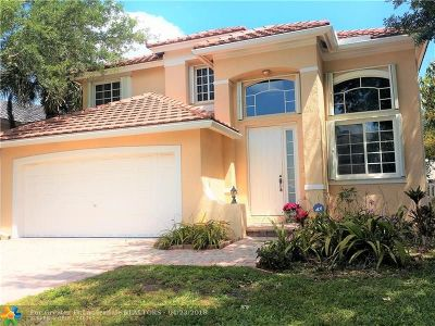 Pembroke Pines Single Family Home For Sale: 1931 NW 99th Ave