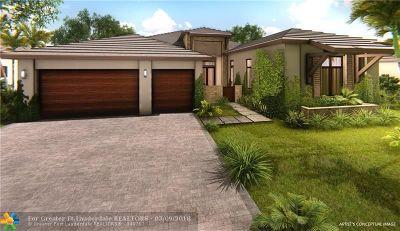Parkland Single Family Home For Sale: 10725 Estuary Drive