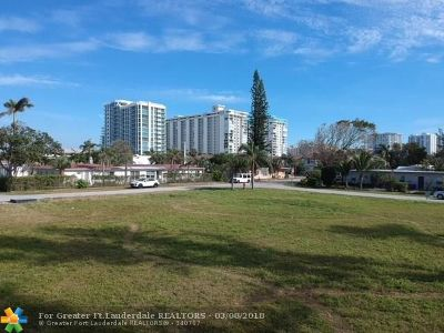 Pompano Beach Residential Lots & Land For Sale: 3213 SE 7th St