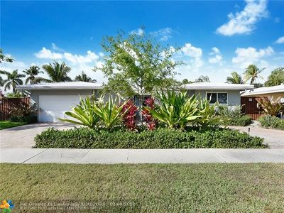 Fort Lauderdale Single Family Home Backup Contract-Call LA: 2131 NE 58th Ct