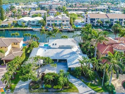 Coral Ridge, Coral Ridge 21-50 B, Coral Ridge Add, Coral Ridge Country Club Single Family Home For Sale: 2760 NE 16th St