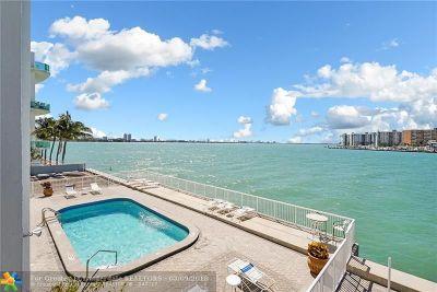 Miami Beach Condo/Townhouse For Sale: 2016 Bay Dr #208