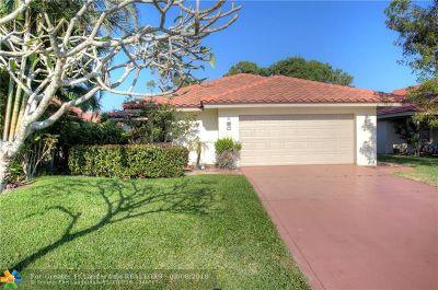 Boca Raton Single Family Home For Sale: 6345 Sweet Maple Lane
