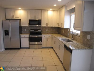 North Lauderdale Condo/Townhouse Backup Contract-Call LA: 7855 Tam Oshanter Blvd #7855