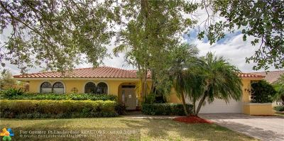 Plantation Single Family Home For Sale: 1560 NW 101st Way