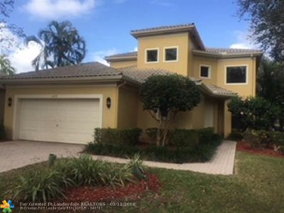 Boca Raton Single Family Home For Sale: 6695 NW 23rd Ter