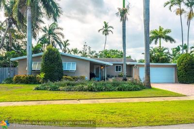 Wilton Manors Single Family Home Backup Contract-Call LA: 2749 NW 9th Ln