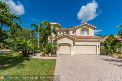 Coral Springs Single Family Home For Sale: 12275 NW 49th Dr