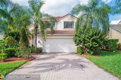 Pembroke Pines Single Family Home For Sale: 19441 NW 10 St