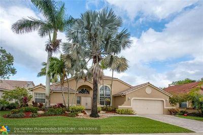 Davie Single Family Home For Sale: 2904 E Abiaca Circle