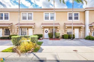 Pembroke Pines Single Family Home For Sale: 748 SW 122nd Ter