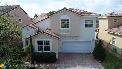 Coral Springs Single Family Home For Sale: 946 NW 126th Ave