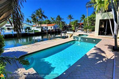 Boca Raton Single Family Home For Sale: 680 NE 29th Place