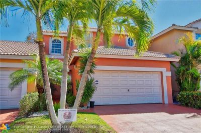 Coral Springs Single Family Home For Sale: 5649 NW 118th Dr