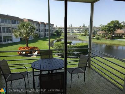 Lauderdale Lakes Condo/Townhouse For Sale: 4801 NW 34th St #504
