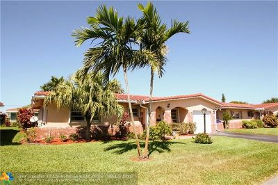 Deerfield Beach Single Family Home For Sale: 1231 NW 44th St