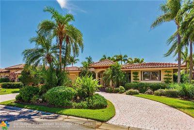 Fort Lauderdale Single Family Home For Sale: 3020 NE 58th St