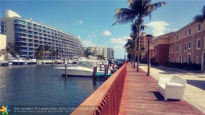 Aventura Condo/Townhouse For Sale: 2841 NE 185th St #509
