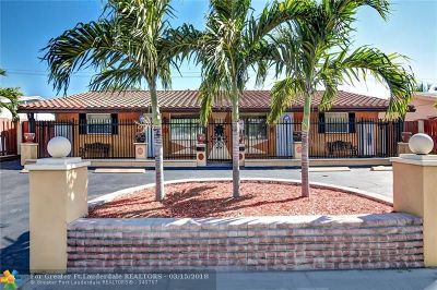 Fort Lauderdale Multi Family Home For Sale: 1630 NE 62nd St