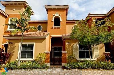 Miramar Condo/Townhouse Backup Contract-Call LA: 2771 SW 120th Te #308-3