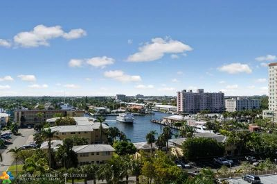 Fort Lauderdale Condo/Townhouse For Sale: 2841 N Ocean Blvd #903