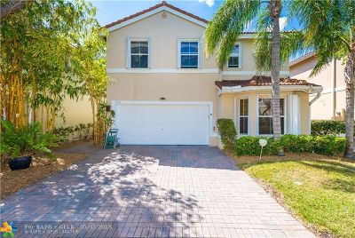 Hollywood Single Family Home For Sale: 1770 Sweetbay Way