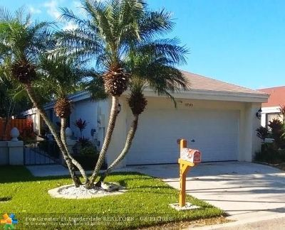 Coconut Creek Single Family Home For Sale: 3710 NW 20th St