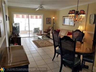 Lauderdale Lakes Condo/Townhouse For Sale: 2900 NW 46th Ave #109
