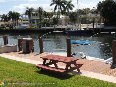 Lighthouse Point Condo/Townhouse For Sale: 2330 NE 36th St #9