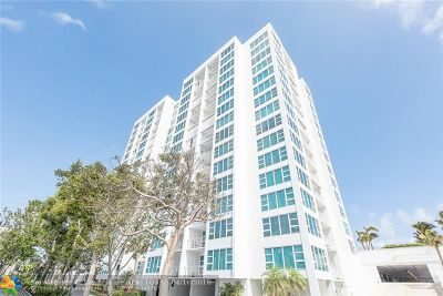 Lauderdale By The Sea Condo/Townhouse For Sale: 1620 S Ocean Blvd #12c