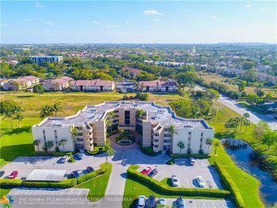 Boca Raton Condo/Townhouse For Sale: 5901 Camino Del Sol #400